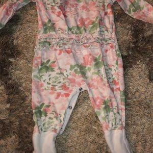 Burt's Bees Baby Pajama 6-9 months